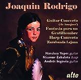 Joaquín Rodrigo - Concierto de Aranjuez; Fantasia para un Gentilhombre u.a.