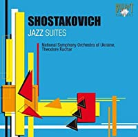 Jazz Suites (Nso Ukraine, Kuchar) by Dmitri Shostakovich