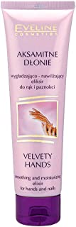 Eveline Moisturising and Fabric Softener Velvet Hands Elixir 100ml