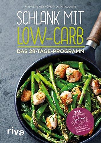 Schlank mit Low-Carb: Das 28-Tage-Programm