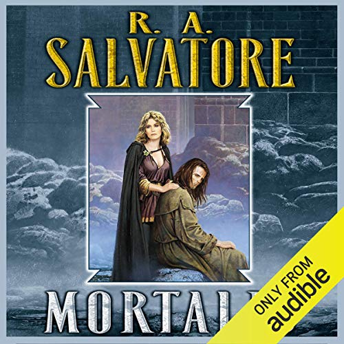 Mortalis Audiobook By R. A. Salvatore cover art