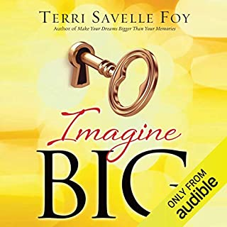 Imagine Big audiobook cover art