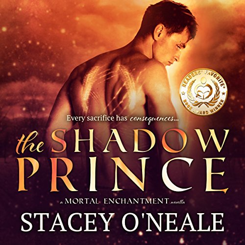 The Shadow Prince audiobook cover art
