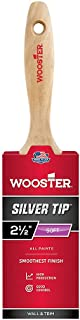 Wooster Brush 5222-2-1/2 Silver Tip Paintbrush, 2-1/2-Inch