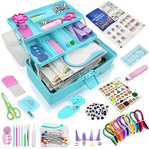 quilling kit completo kit per quilling di carta carta per quilling utensili per...