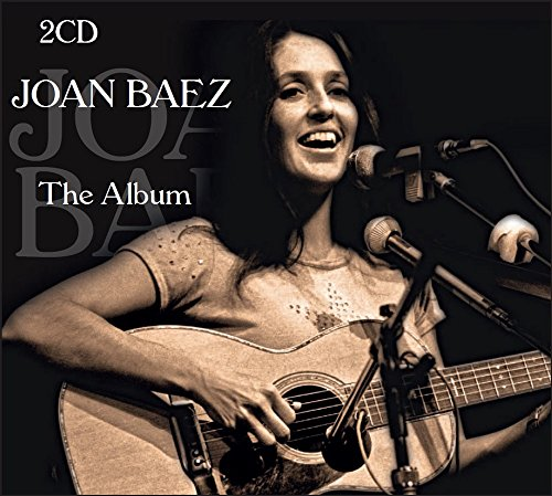 Joan Baez - The Album 2CD (Die Folk Legende - House Of The Rising Sun, Banks Of The Ohio) Black Line