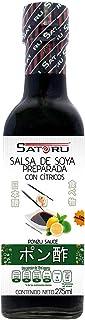 Satoru Ponzu, Salsa de Soya con Citricos, Citricos, 275