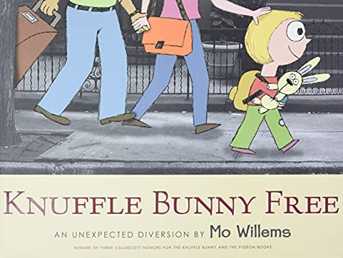 Image of Knuffle Bunny Free: An Unexpected Diversion (Knuffle Bunny Series)