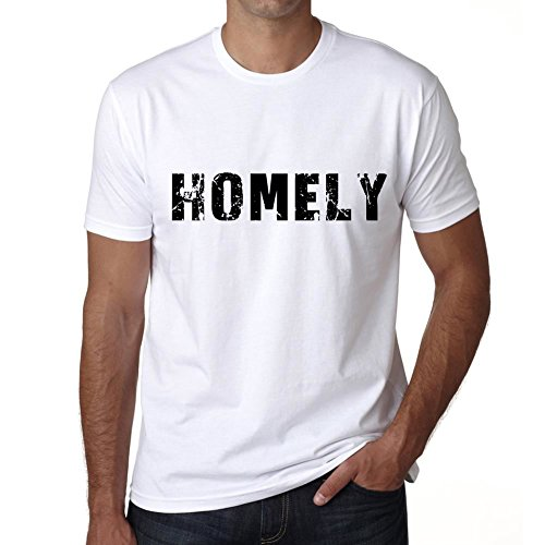Cityone Uomo Maglietta Tee Vintage T Shirt Homely