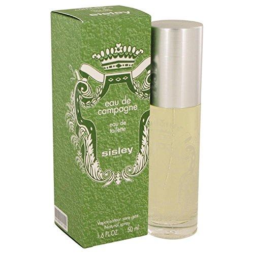 Eau de Campagne Sisley Eau de Toilette - Perfume Unissex 50ml