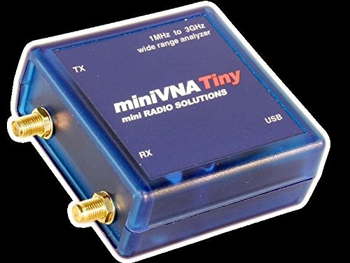 minivna Tiny Analyzer von Anten 1 – 3000 MHz mit Kit Calib 233005