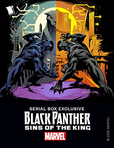 Marvel's Black Panther: Sins of the King Episode 1 by [Ira Madison III, Mohale Mashigo, Geoffrey Thorne, Tananarive Due]