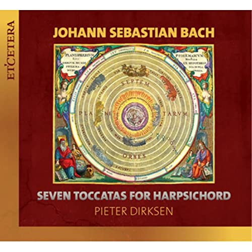 Bach Seven Toccatas for..