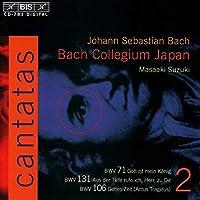 Bach: Cantatas, Vol. 2 (1996-03-26)