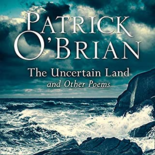 The Uncertain Land and Other Poems audiobook cover art