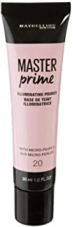 Maybelline Master Prime 20 Illuminating Primer 30ml