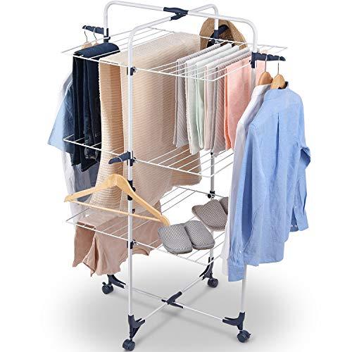 Listado de secadora ropa plegable favoritos de las personas. 6