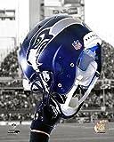 The Poster Corp Seattle Seahawks Helmet Spotlight Photo