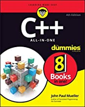C++ All In One For Dummies (For Dummies (Computer/Tech))
