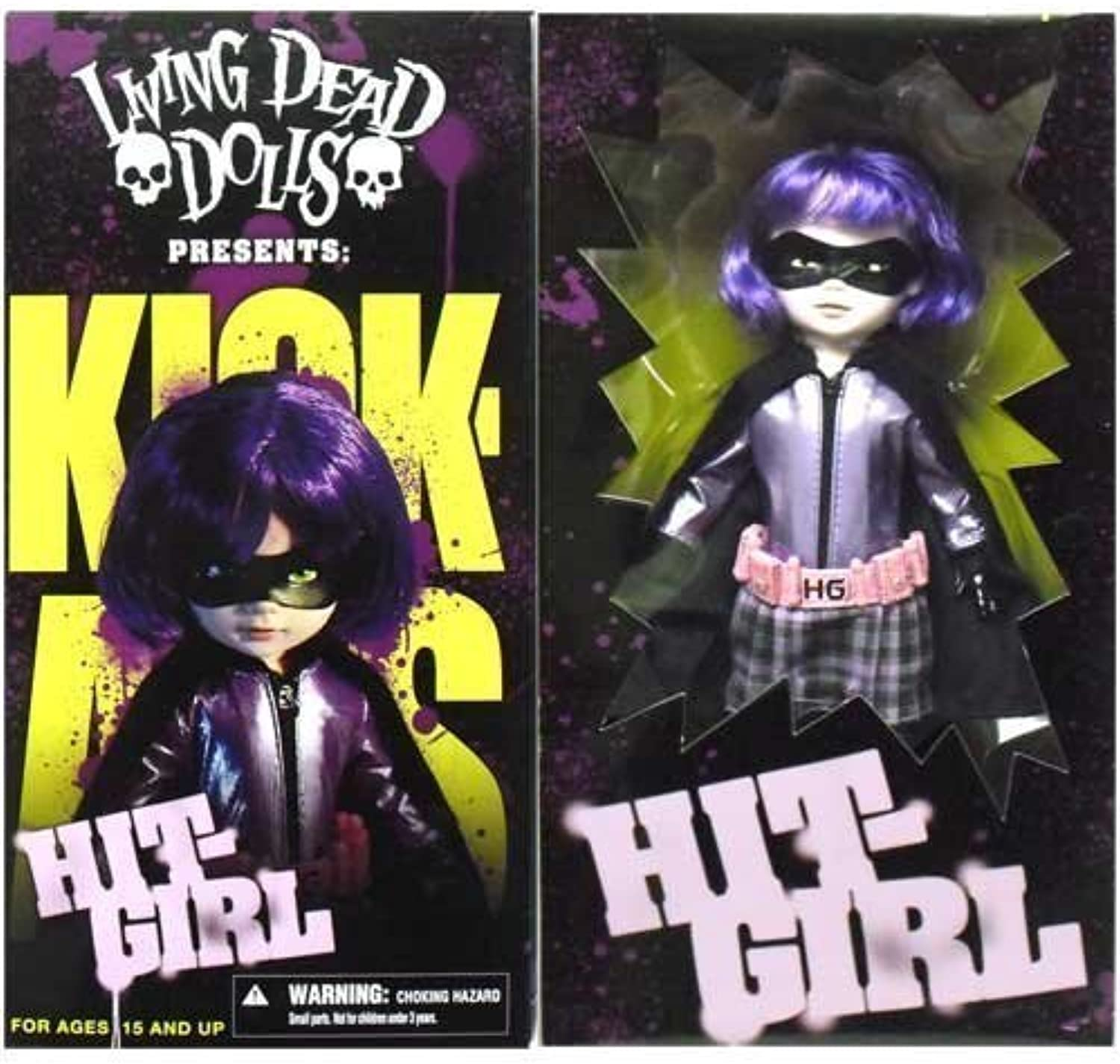 Living Dead Dolls - Kick Ass  Hit Girl