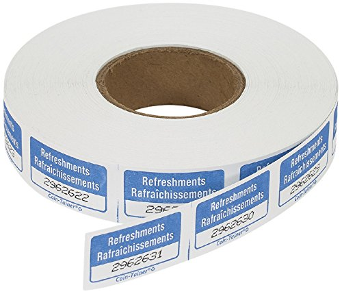 Merangue Ticket Roll (1008-4340-50-000)