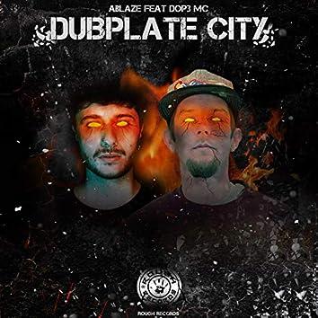 Dubplate City (feat. DOP3 MC)