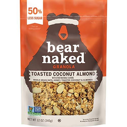Toasted Coconut Almond Granola - Gluten Free