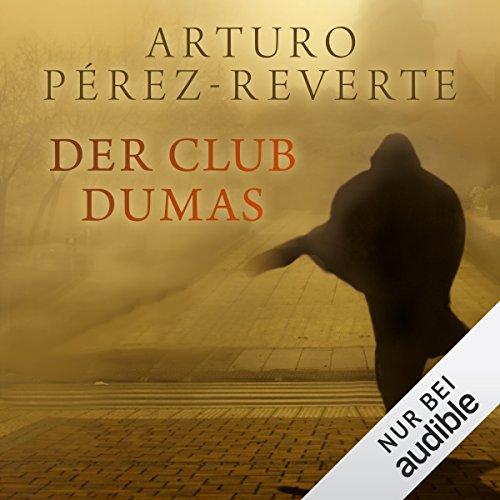 Der Club Dumas audiobook cover art