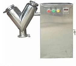 MXBAOHENG New Mini V Type Powder Mixer Powder Mixing Machine Particle Blender 3.2L 2.5kg VH-8 110v/220v