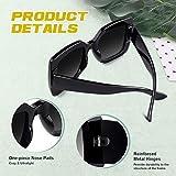 Zoom IMG-2 gqueen occhiali oversize da donna