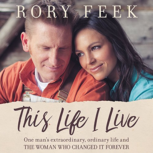 This Life I Live audiobook cover art