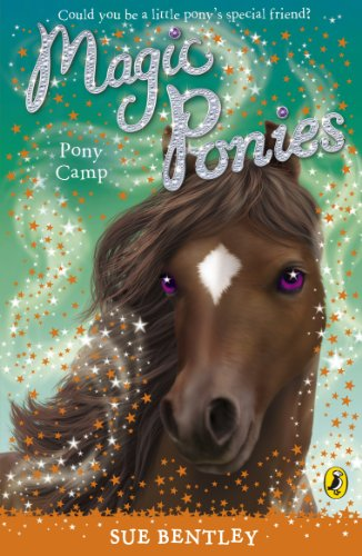 Magic Ponies: Pony Camp (English Edition)