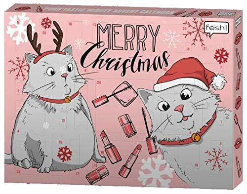 fesh! PURRR'tastic Advent Calendar, 450 g