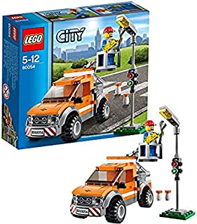 LEGO City Great Vehicles 60054: Light Repair Truck
