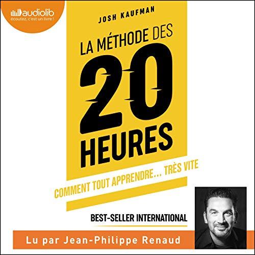Page de couverture de La Méthode des 20 heures