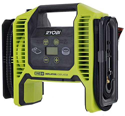 Ryobi 18-Volt ONE+ Dual Function Inflator/Deflator (Tool Only) P747 (Bulk Packaged, Non-Retail Packaging)