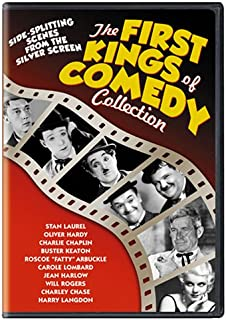 First Kings of Comedy Collection: (The Golden Age Of Comedy / When Comedy Was King)