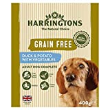 HARRINGTONS Wet Duck & Potato with Vegetables Adult Dog Complete, 400g
