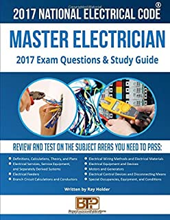 2017 Master Electrician Exam Questions and Study Guide