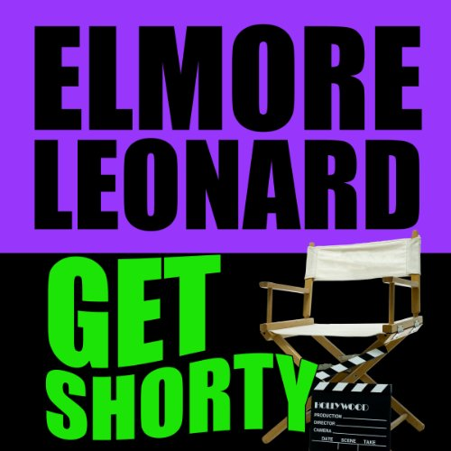 Get Shorty audiobook cover art