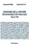 Histoire de la pensée économique en France depuis 1789