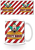 Simpsons Taza Krusty Burger
