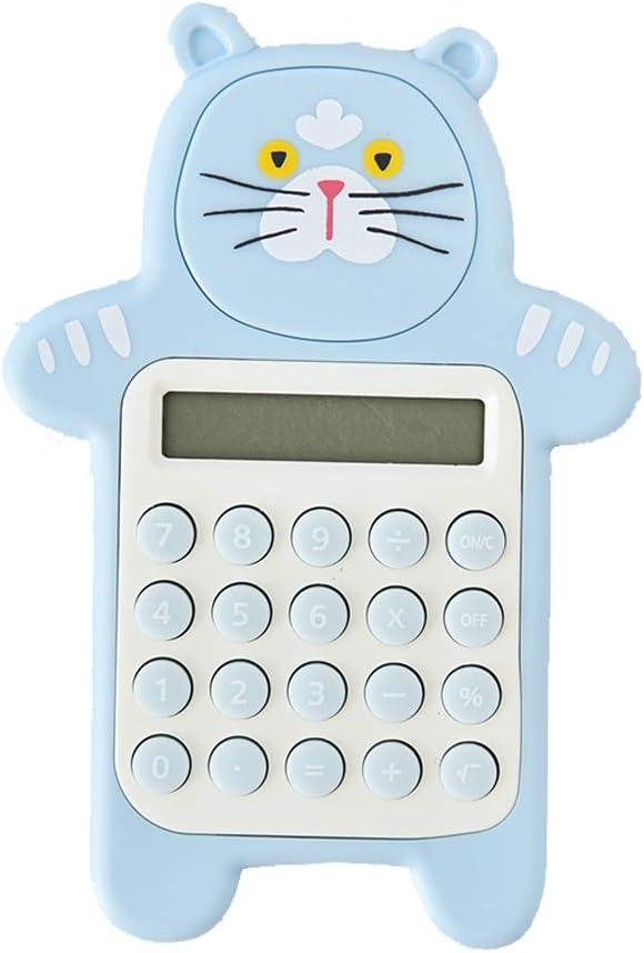 Kansas City Mall Cute Bear Shape Creative Mini B1 Student Calculator Milwaukee Mall