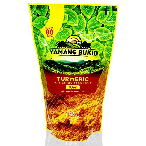 Yamang Bukid's Turmeric 10-in-1 Herbal Tea 400g