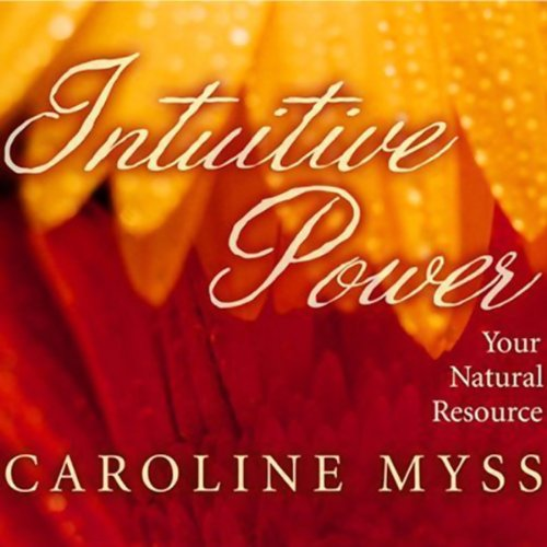 Intuitive Power audiobook cover art