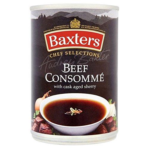 Baxters Boeuf De Consommé Soupe 400G - Paquet de 6