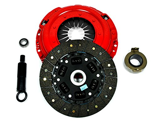 Clutch Kit Complete Stage 2 For 02-06 RSX Type-S 06-08 Civic Si 2.0L K20 iVTEC 6SPD Automotive Clutch Pressure Plates & Disc Sets - House Deals