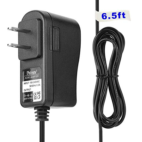 5V New AC/DC Adapter for Insignia NS-P5113 N5-P5113 Portable CD Player MP3 Playback Digital FM Tuner NSP5113 N5P5113 4.5VDC - 5VDC DC5V Power Supply Cord Battery Charger