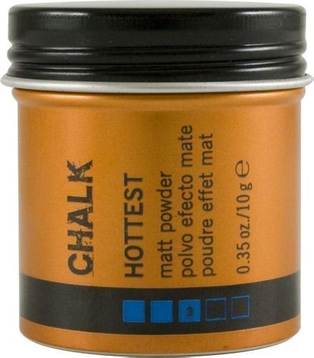中に生きる道徳のLakme K.Style Chalk Hottest Matt powder 0.35 oz/ 10 g by Lakme
