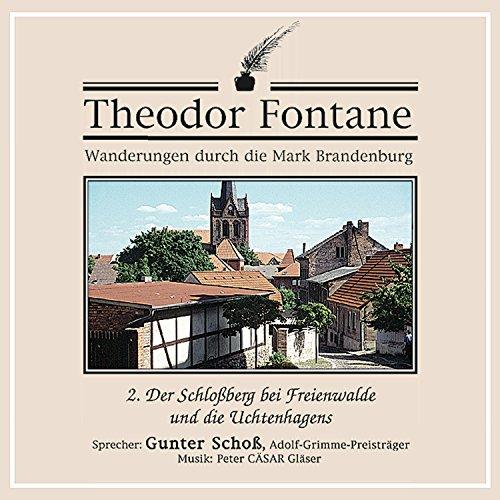 Der Schloßberg bei Freienwalde und die Uchtenhagens Titelbild